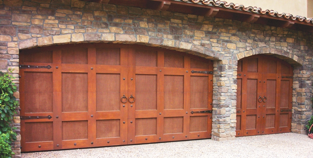 Choosing the right material for your garage doors for Garage materials