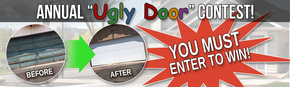 Ugly Garage Door Contest