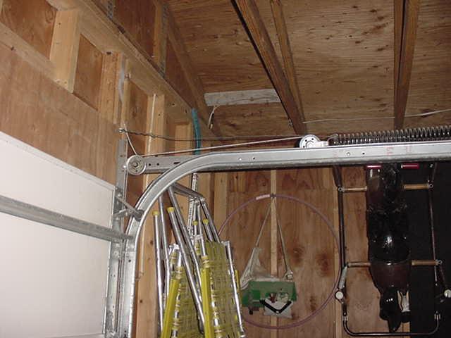 Gate Opener Installations Garage Door, Pulley System For Garage Door